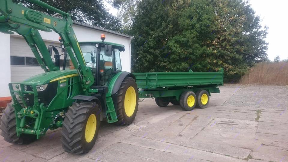 Aus alt mach neu – Landwirtschaftsfahrzeuge