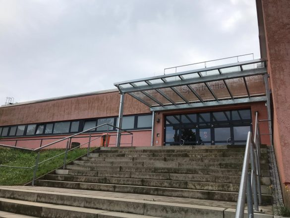 Metallkonstruktion Dachkonstruktion