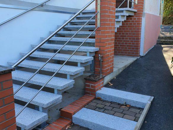 Treppenkonstruktion Neubrandenburg Teil2